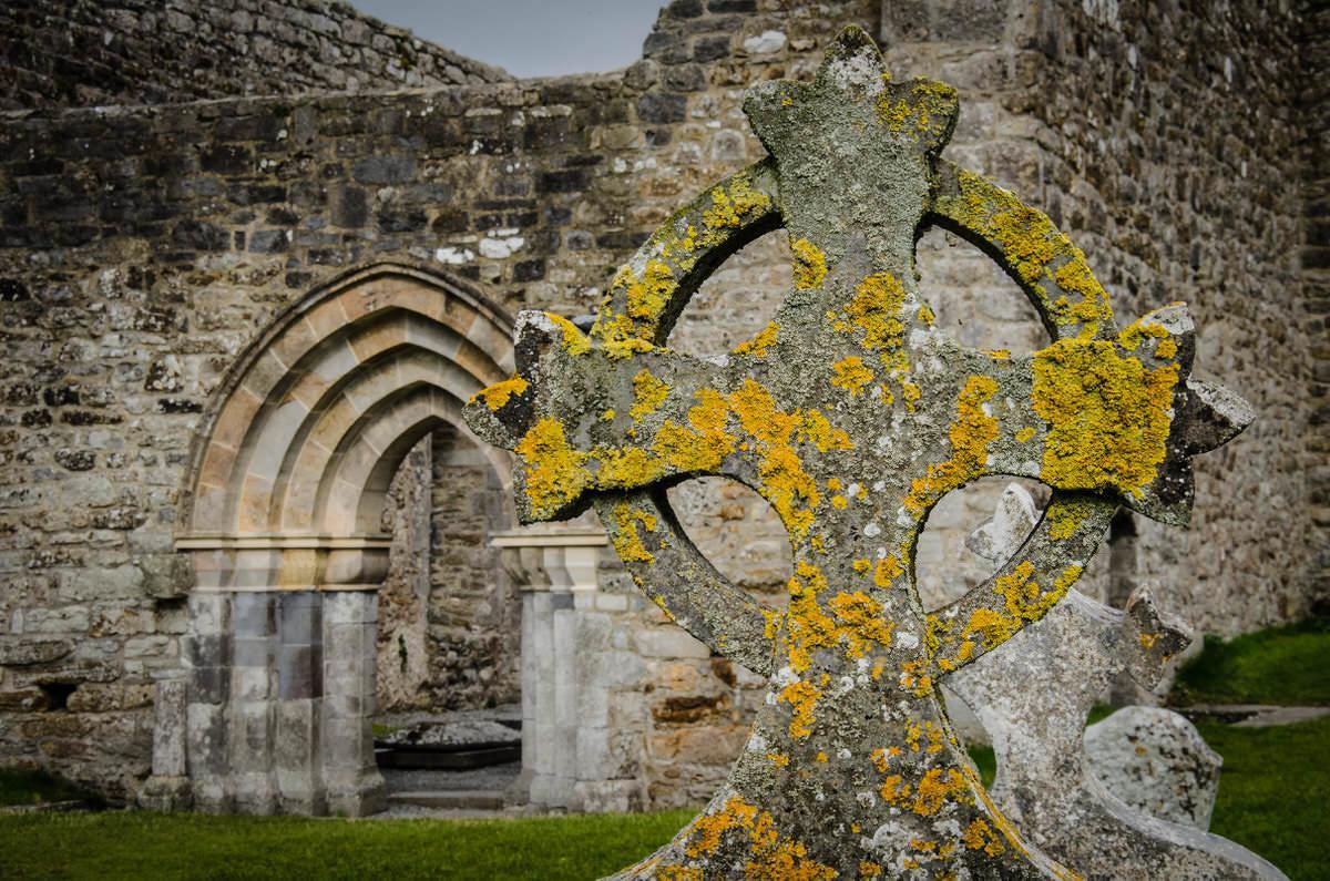 croce irlandese